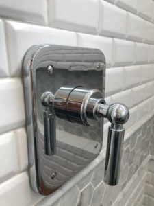 Bathroom Shower Fixture installed by chula vista plumber