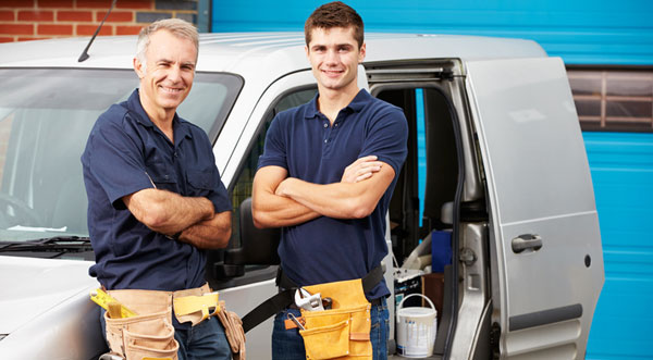 san diego property management plumber