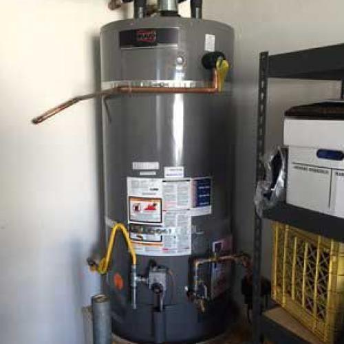 Ruud Water Heater Installation